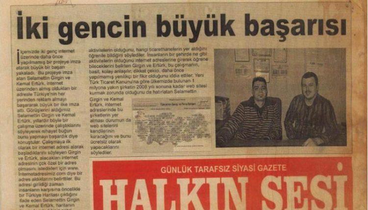 halkinsesi gazetesi ön sayfa
